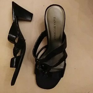 Dana Buchman heeled sandals-sz 7